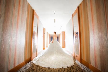 [婚禮攝影] 政宏&方妗 / 結婚 / 賀緹酒店