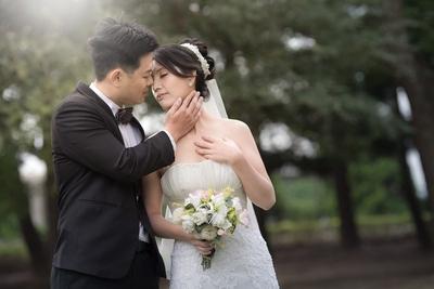 人生一定要讓自己優雅一次~~~拍婚紗