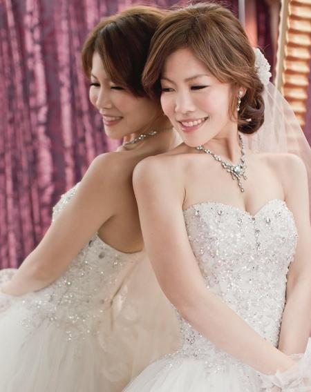 《Bride》Joan/台北結婚