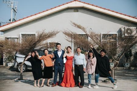 婚禮紀錄 | 學甲流水席(度比)