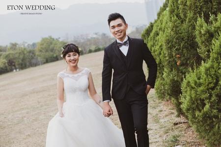 伊頓婚紗推薦💜高雄婚紗2019客照分享