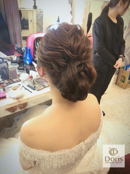 Autumn Lin 結婚儀式 新莊典華晚宴