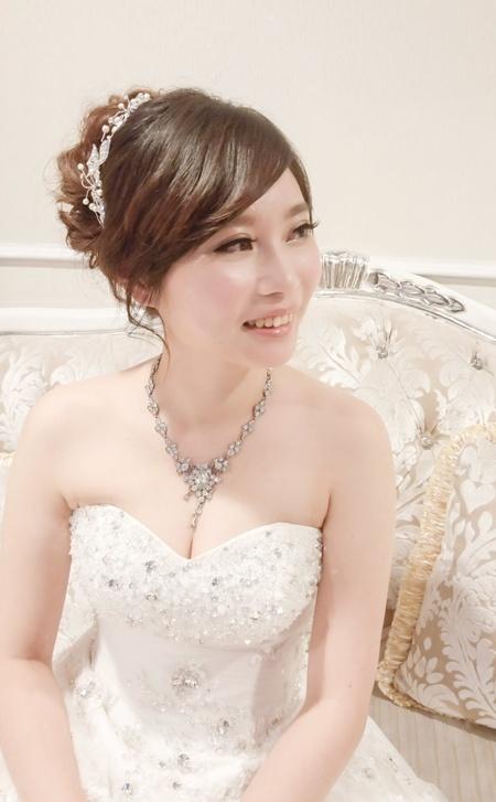 《Bride》徐綺 /臺北訂結婚