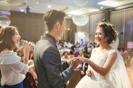 【迎娶婚宴。台南東東宴會式場】 婚攝小光作品