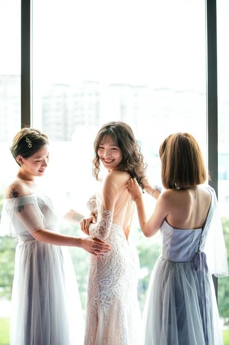 『證婚午宴』Jero&Lynn  青青風車莊園