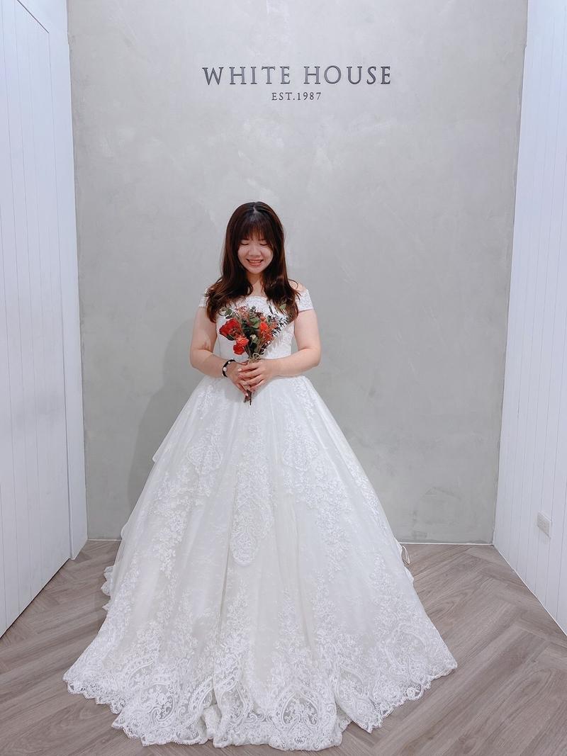 白宮-完成每個女人的夢想-婚禮廠商評價