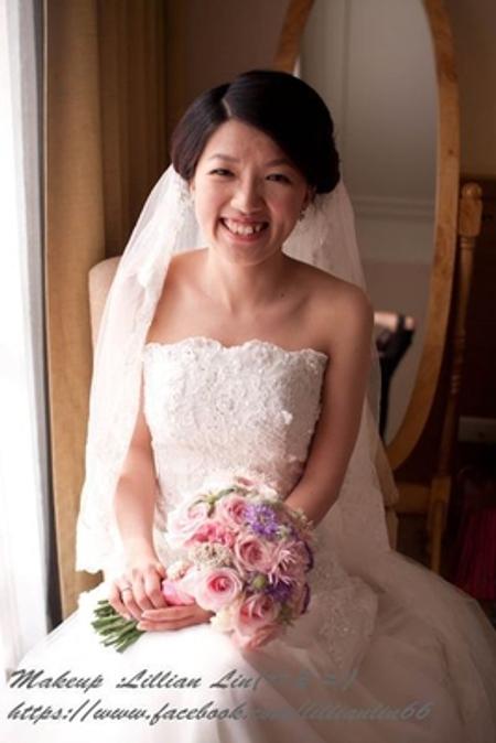 Bride~暄宜 千里遇上你,挪威媳婦,美麗出嫁