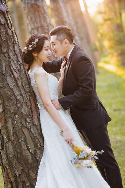 大推~~Elisa艾莉莎婚紗攝影工作室