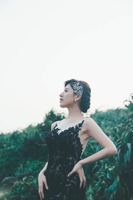 華麗時尚 自助婚紗