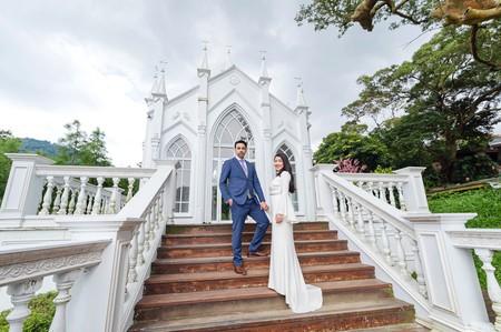 Farhan+Liz-台灣婚紗