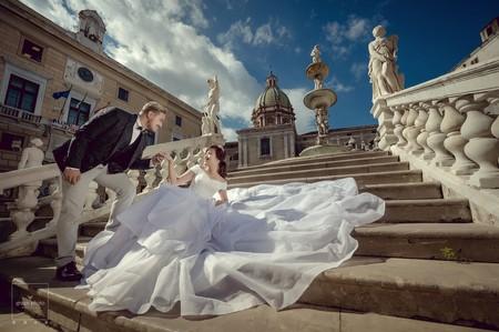 Steven 武少/ Italy 義大利婚紗