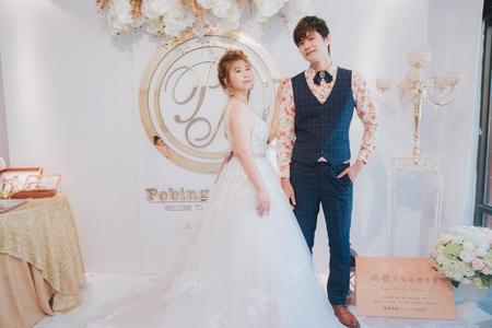 婚禮紀錄 | 台南訂結同天活動中心午宴(大毛)