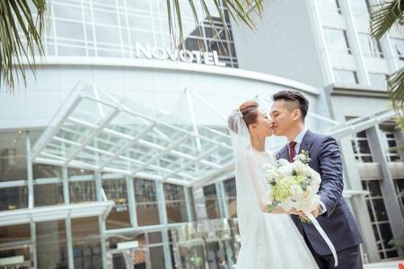 諾富特機場飯店/訂結喜宴/J-Love婚攝團隊