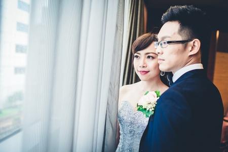 婚禮中的那些溫暖/台南長榮桂冠