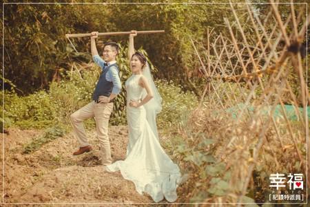 『婚紗攝影』30年鹽酥雞老店