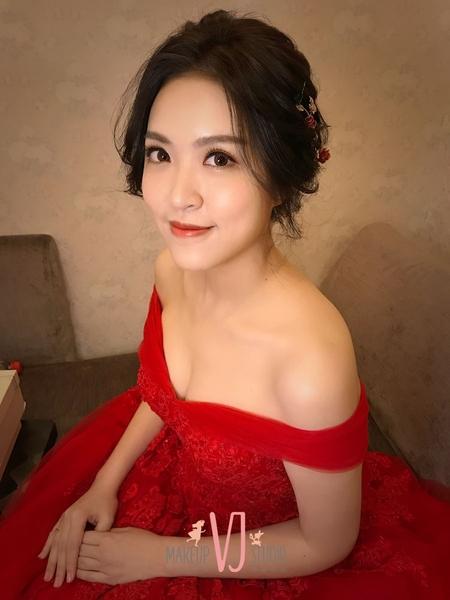~NEW~好媳婦側盤髮+甜美公主風2/17佳穎