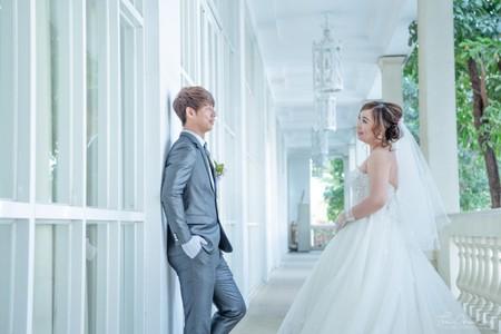 婚禮紀錄WEDDING | 台南商務會館-真愛E廳 | 幸運草攝影工坊