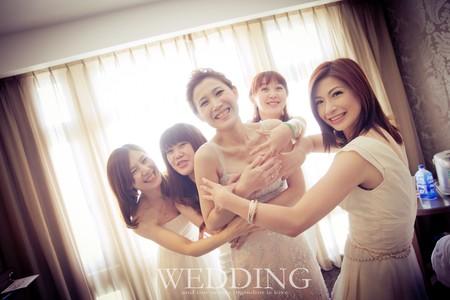 【婚禮記錄】- 好姊妹的祝福 古華花園飯店