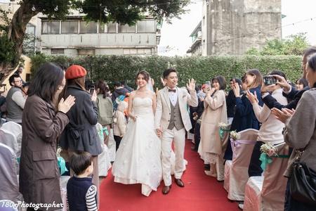 家鴻&雅嵐 結婚紀錄 TAV Cafe 藝術村餐坊