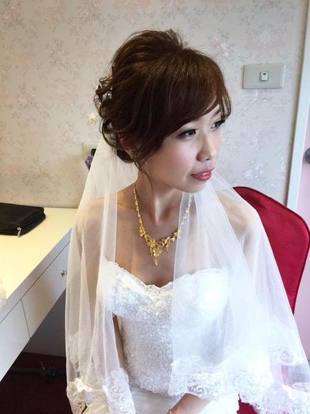 婚宴造型-新北市-蘇蓉蓉新娘秘書
