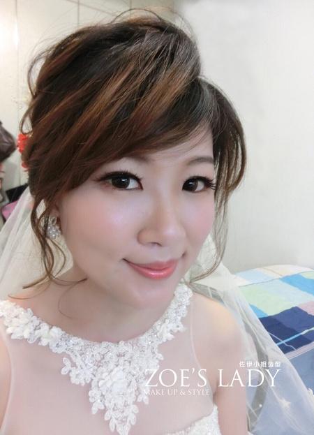 佐伊小姐-新娘貝拉