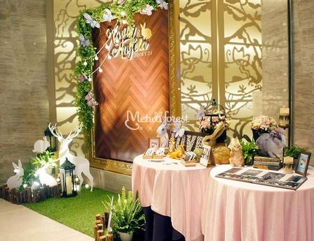 【婚禮佈置】新莊頤品大飯店