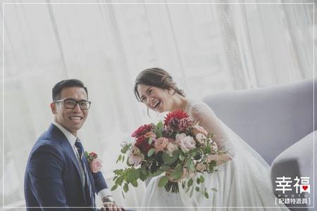 『婚禮記錄』被愛的我們 晶華酒店