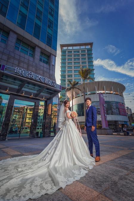 [婚攝] 新店頤品大飯店