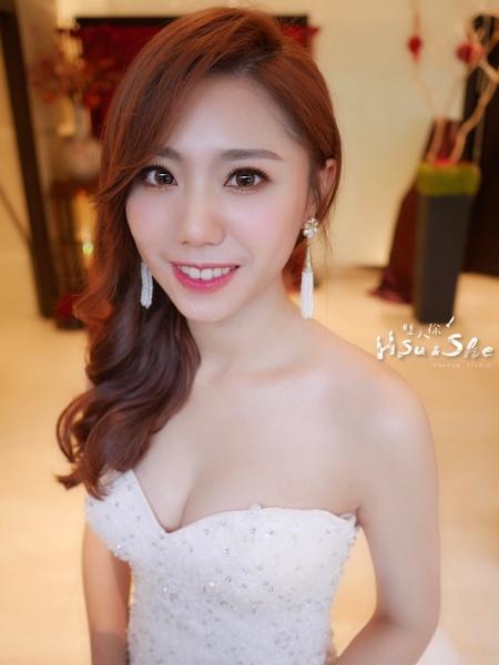 Hsu&She Makeup 放髮造型