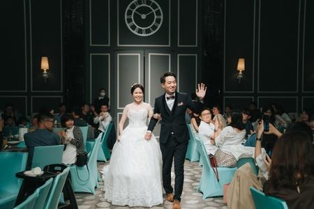 婚禮紀錄 | 晶綺盛宴(度比)