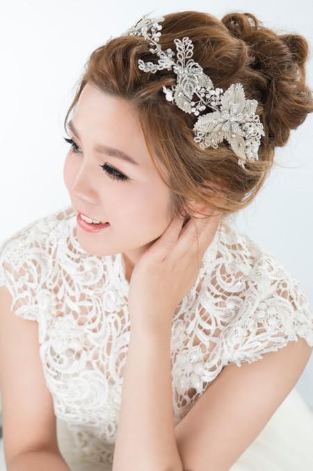 婚紗造型 WeiWei