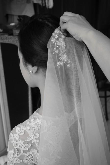 Bride~雯婷  出嫁的完美LOOK 優雅氣琪