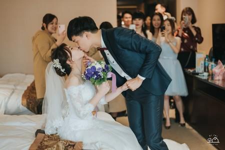 婚禮紀錄 | 桃園皇帝嶺婚宴會館迎娶午宴(大毛)