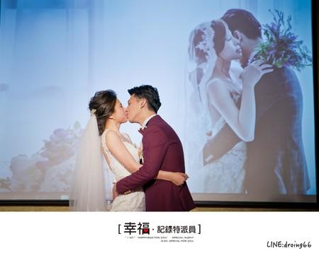 【婚禮記錄】- 甜蜜.樂活  茂園婚宴會館