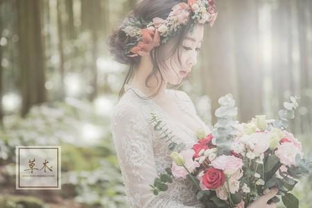【草木攝影】麒&蒂