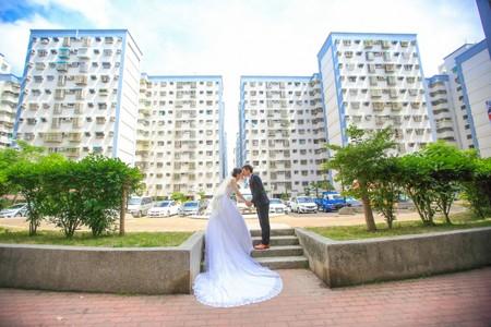 [高雄] 靖偉&奕樺結婚午宴@大八婚宴會館