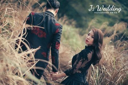 J2 wedding 中壢 (美式輕婚紗)