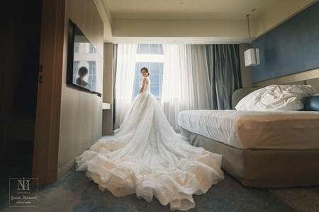 結婚午宴@板橋凱撒飯店