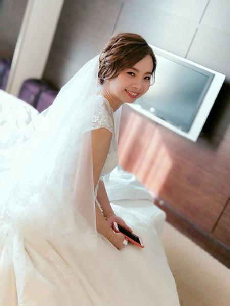 饅頭爸新秘團隊-宜佳❤Rita結婚