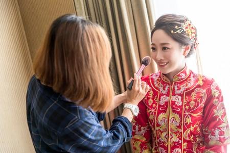 龍鳳褂/中式婚禮