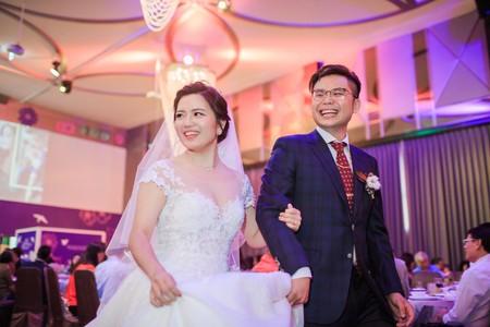 「婚禮紀錄」【台南東東宴會式場】