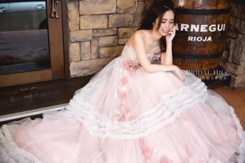 BRIDAL HILL 席爾手作婚紗