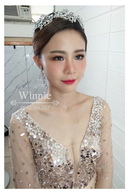 韓系新娘造型造型