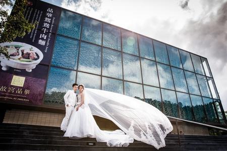 讓婚禮的絕美化為張張美照/故宮晶華