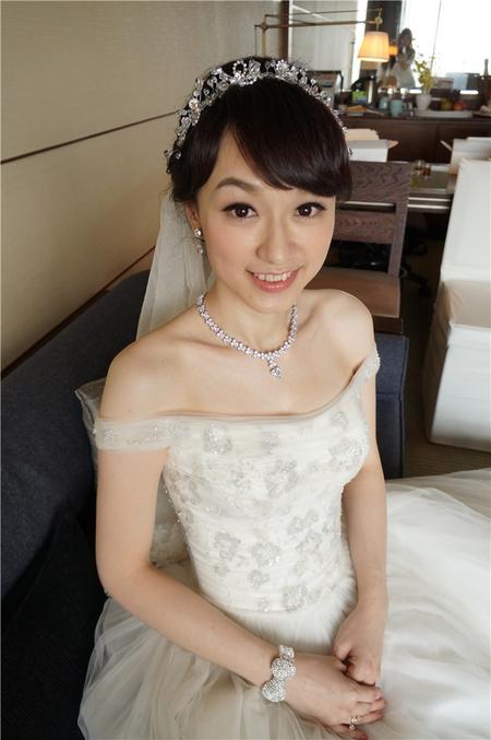 饅頭爸新秘團隊-珊婷 ❤ 茹樺訂結婚