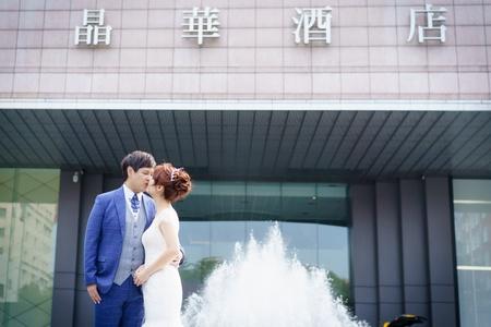 [婚禮攝影]浥晟薏璇 迎娶午宴@晶華酒店晶英會