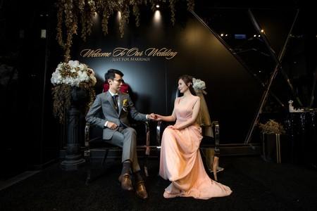 [婚禮攝影] 宗伯&惠捷 / 訂婚 / 非常棧婚禮會館