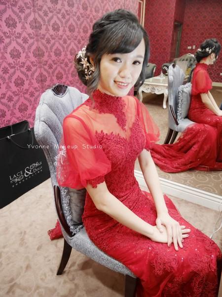 活潑可愛新娘