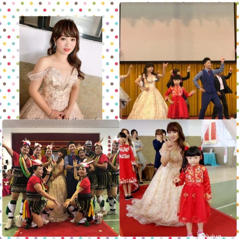 比堤婚紗 推薦新人:Mr. Lo&Mrs. Weng 載歌載舞