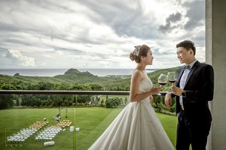 婚禮紀錄 l 墾丁華泰瑞苑 l 渡假婚禮